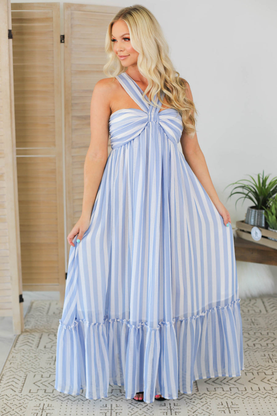 Cloud 9 Dress - ShopSpoiled