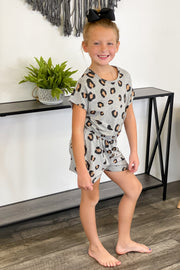 Kids In The Wild Romper - Shop Spoiled Boutique
