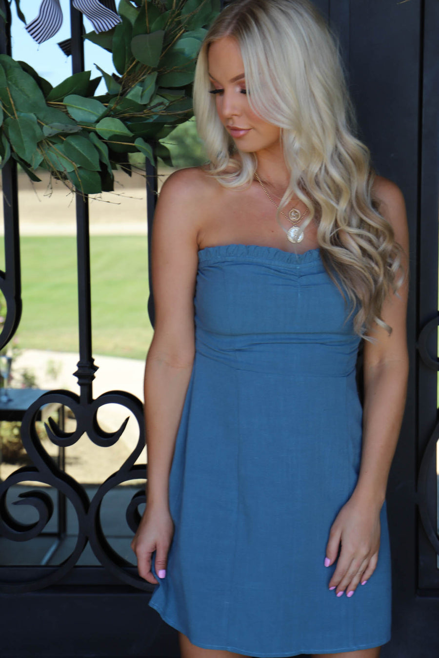 Summer Nights Dress - ShopSpoiled