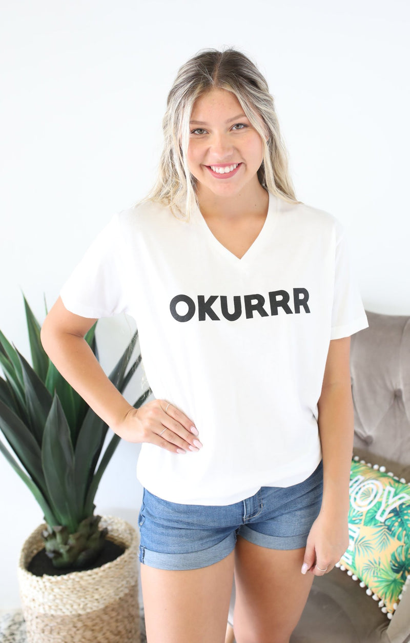 OKURRR Tee - ShopSpoiled