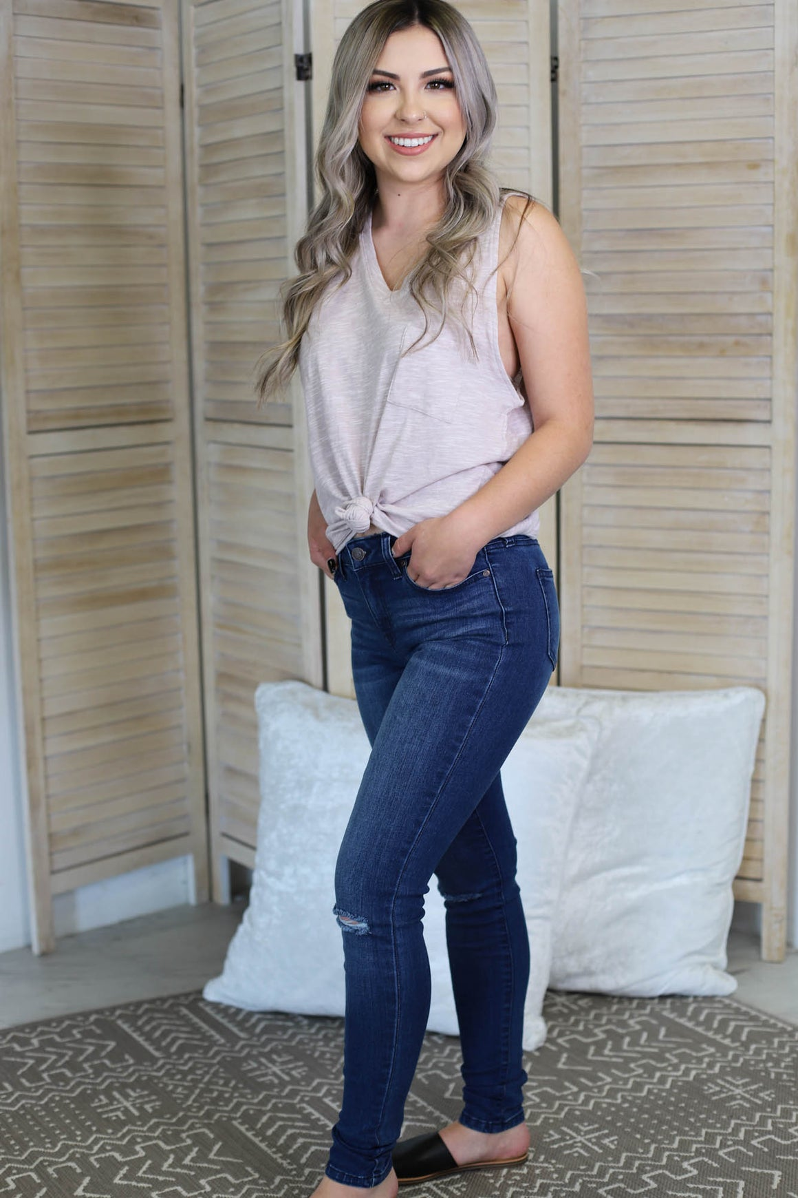 Lainey Jeans - ShopSpoiled