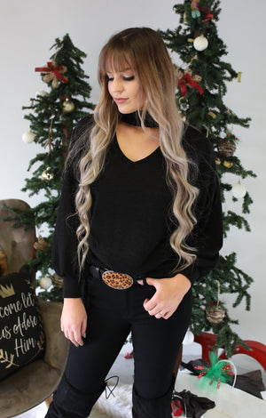 Kate Top: Black - ShopSpoiled
