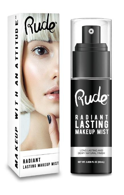 Rude Makeup Mist - ShopSpoiled
