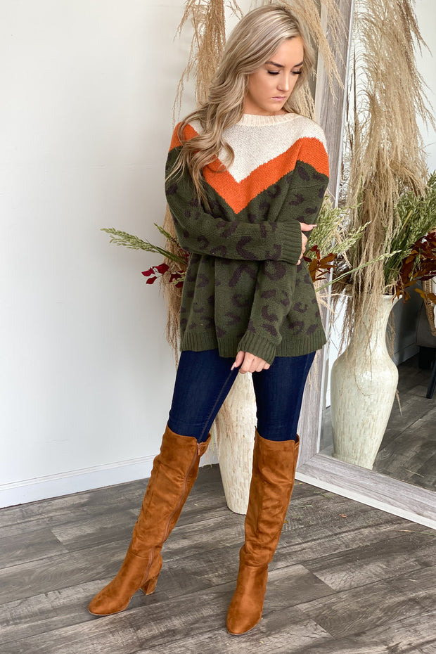 All Bundled Up Oversized Sweater - Shop Spoiled Boutique