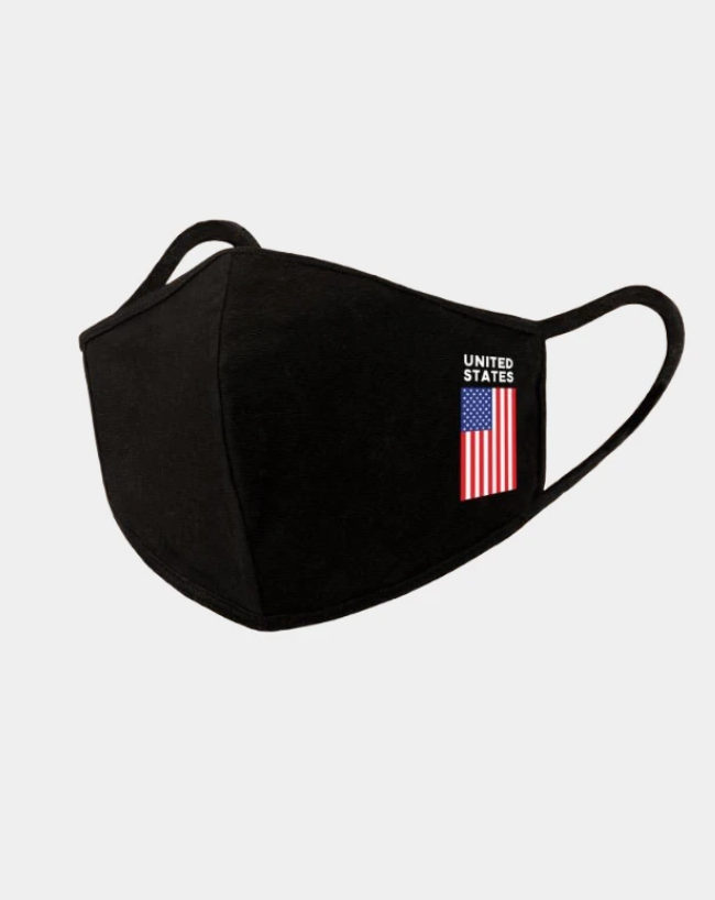 Face Masks: Flag - ShopSpoiled
