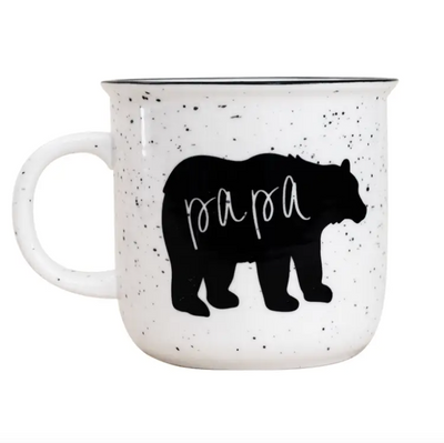 Papa Bear Mug - ShopSpoiled