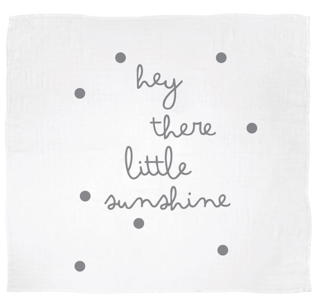 Little Sunshine Swaddle - ShopSpoiled