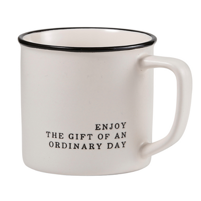 Enjoy the Gift Mug - ShopSpoiled