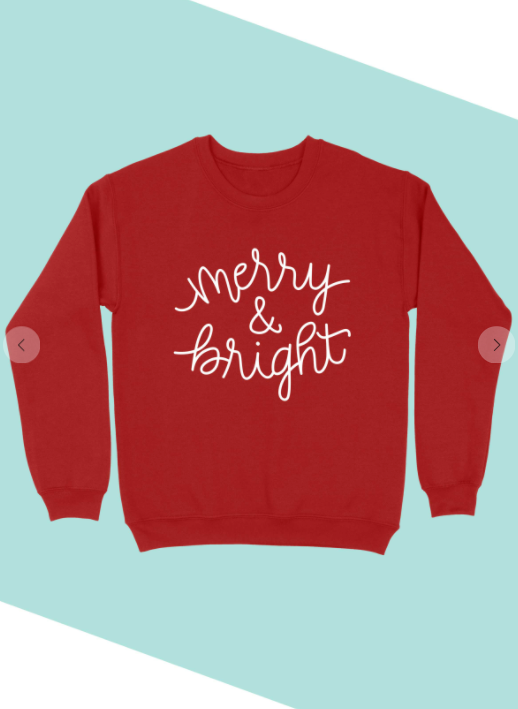 Merry & Bright KIDS: Red - ShopSpoiled