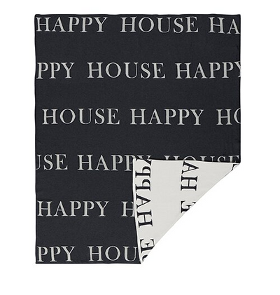 Happy House Throw - ShopSpoiled