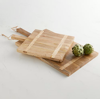 Rectangle Charcuterie Board: Small - ShopSpoiled