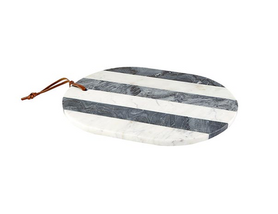 Gray and White Marble Board - ShopSpoiled