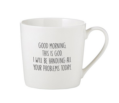 Good Morning Mug - ShopSpoiled