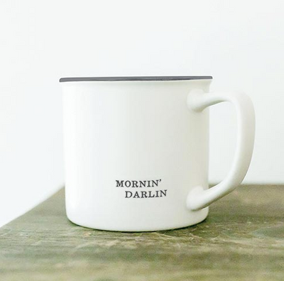 Mornin' Darlin Mug - ShopSpoiled