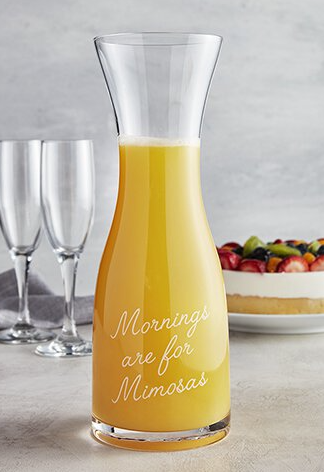Mornings are for Mimosas Glass - ShopSpoiled