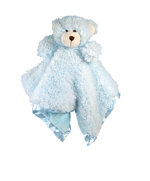 Cuddle Bud Blue Bear - ShopSpoiled