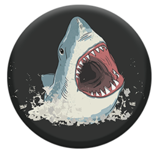 Shark Popsocket - ShopSpoiled
