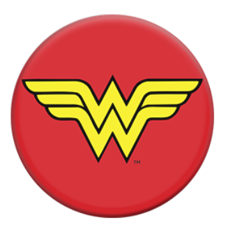 Wonder Woman Popsocket - ShopSpoiled