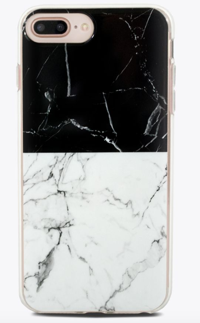 Marble Iphone + - ShopSpoiled