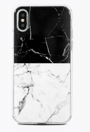 Marble Iphone X - ShopSpoiled