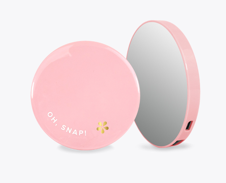 Oh Snap mirror Power Bank - ShopSpoiled