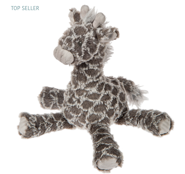 Afrique Giraffe Soft Toy - ShopSpoiled