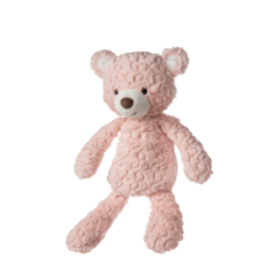 Blush Putty Bear Small - ShopSpoiled