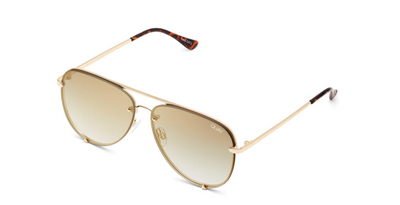 Quay: High Key Rimless GLD - ShopSpoiled