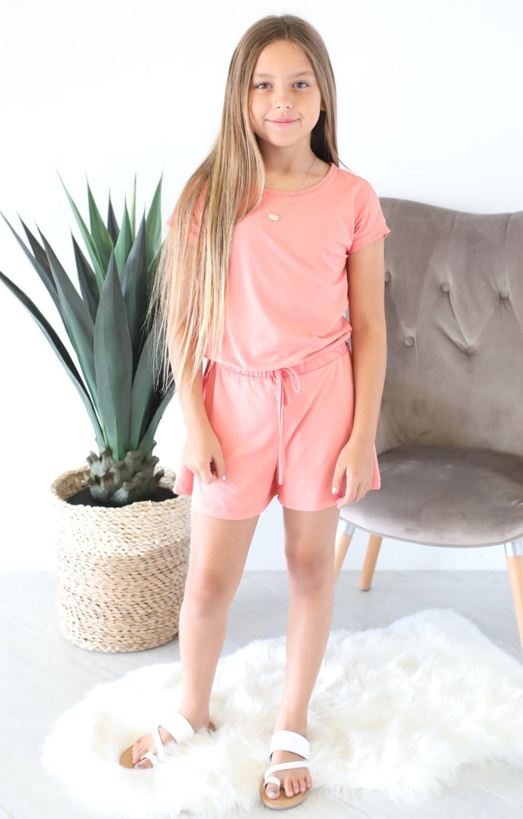 Lily Kids Romper - ShopSpoiled
