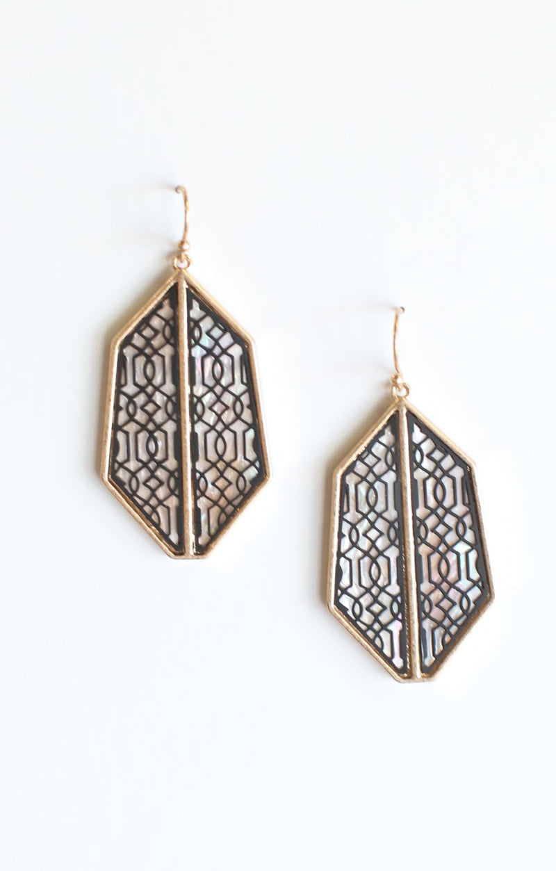 June Earrings - ShopSpoiled