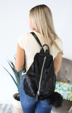 Fashionista Backpack - ShopSpoiled