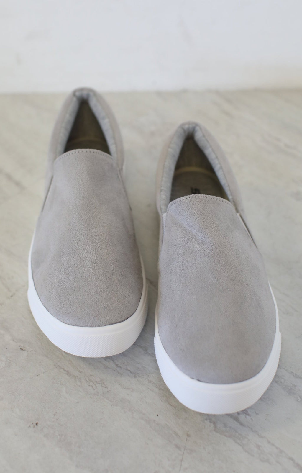 Reign Sneaker: Grey - ShopSpoiled