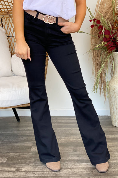 Sammy Bootcut Jeans - ShopSpoiled