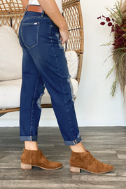 Everleigh Boyfriend Jeans - ShopSpoiled