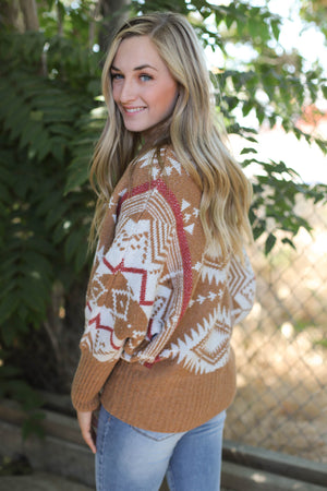 Brielle Sweater - ShopSpoiled