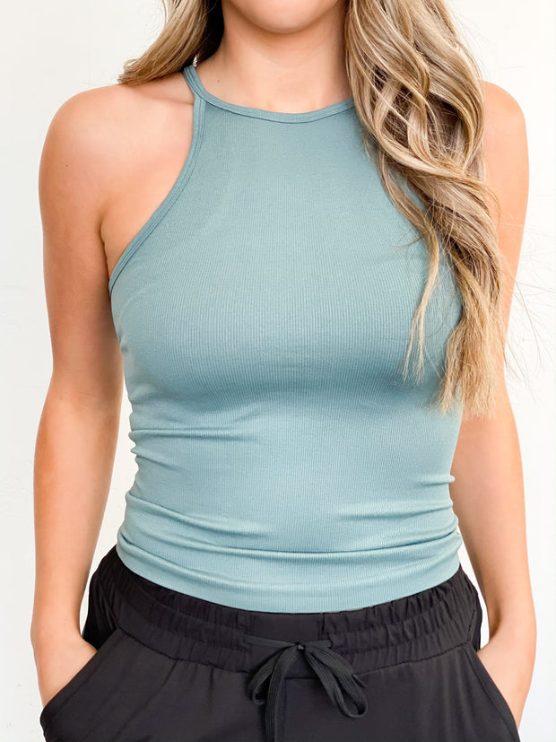 Basic Tiffany Cami - ShopSpoiled