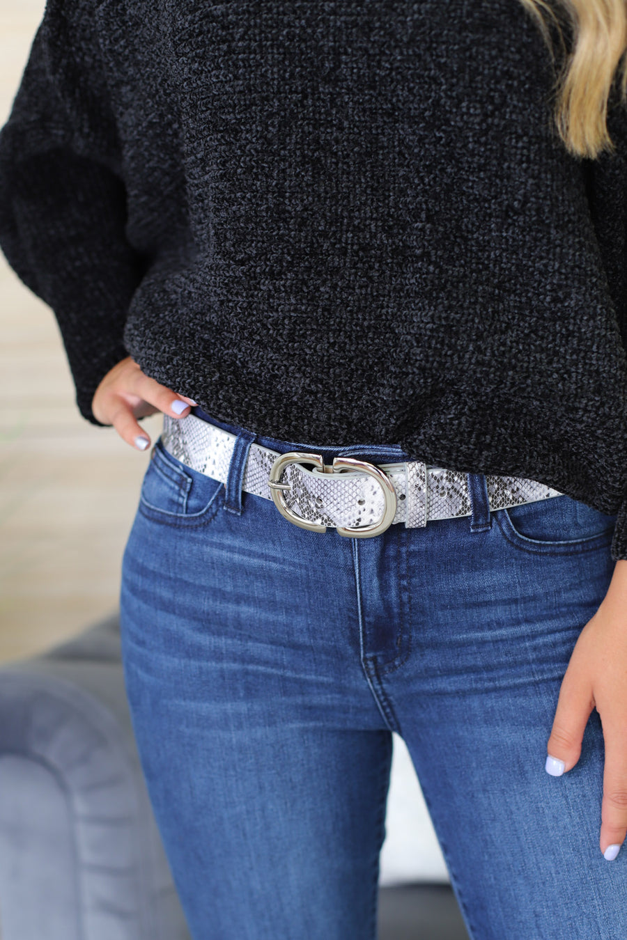 Collaboration Belt: Snake - ShopSpoiled
