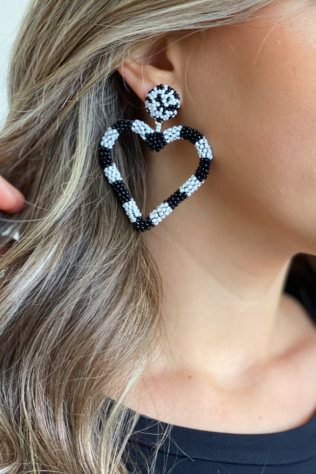 Be Mine Earrings - Shop Spoiled Boutique