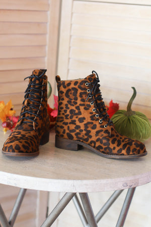 Wild About You Boots - ShopSpoiled