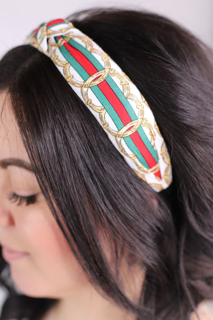 Banded Headband - ShopSpoiled