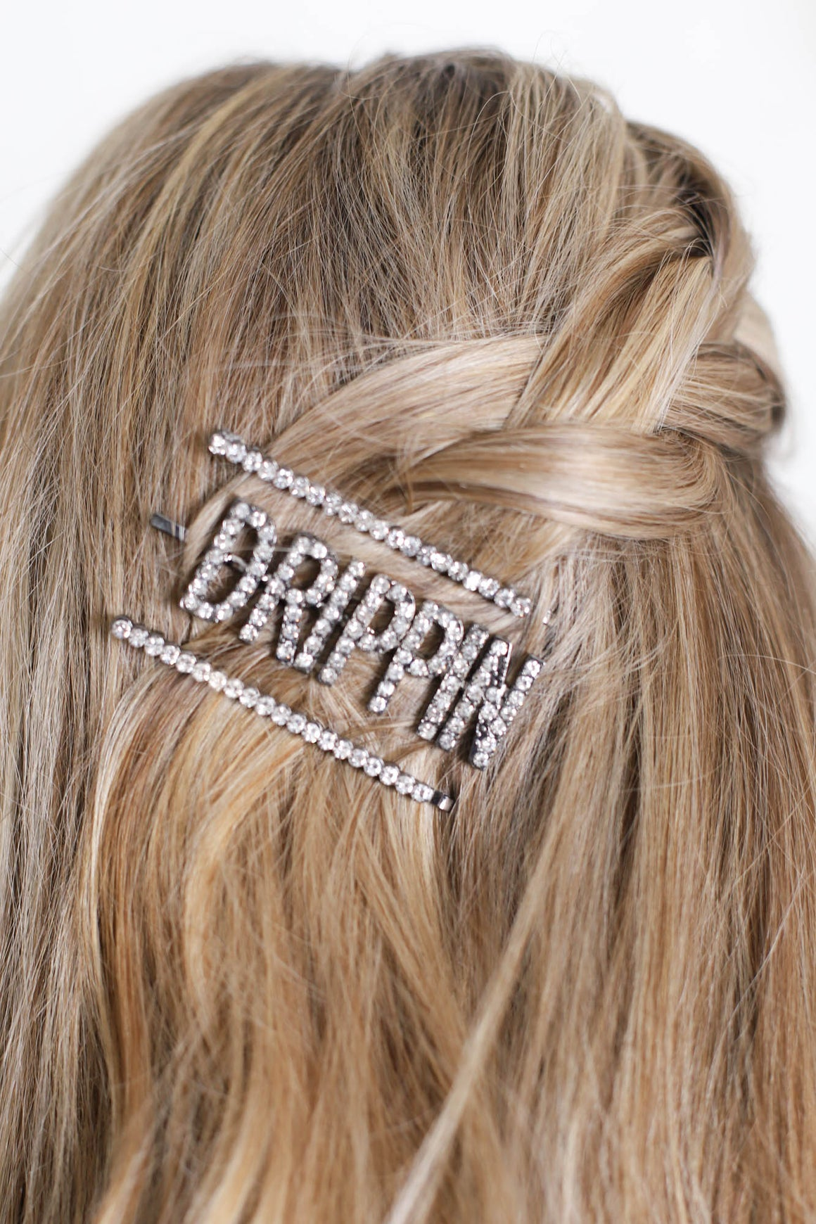 Drippin With Bling Hair Pins - ShopSpoiled