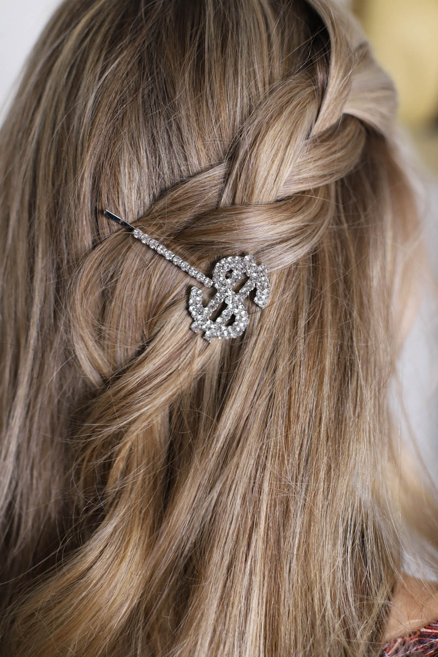 $ With Bling Hair Pins - ShopSpoiled