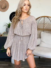 Daring Thoughts Dress - Shop Spoiled Boutique