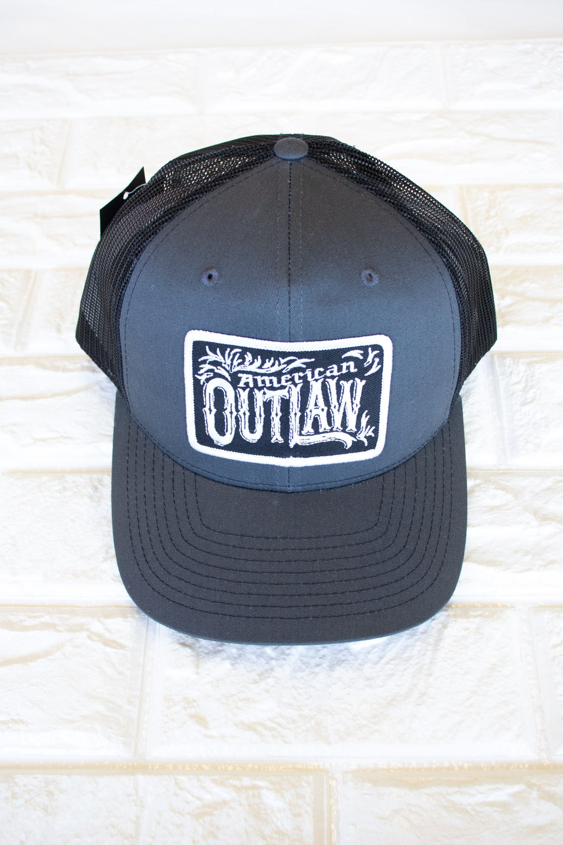 American Outlaw Trucker Hat - ShopSpoiled