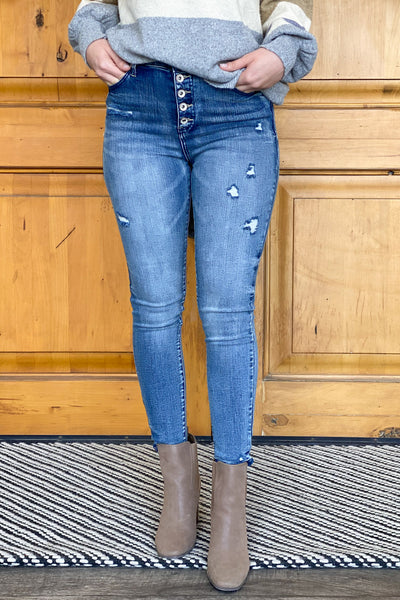 Sherrie Jeans - ShopSpoiled
