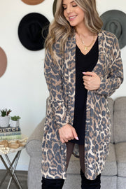 Don't Blend In Cheetah Cardigan - ShopSpoiled
