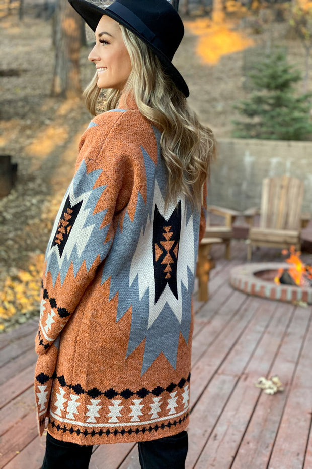 Keep the Ranch Cardigan - ShopSpoiled