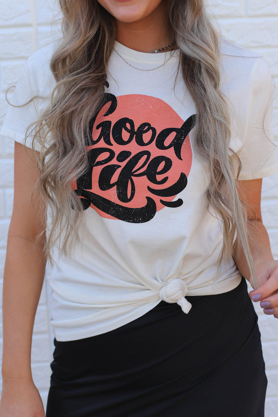 The good Life Tee - ShopSpoiled