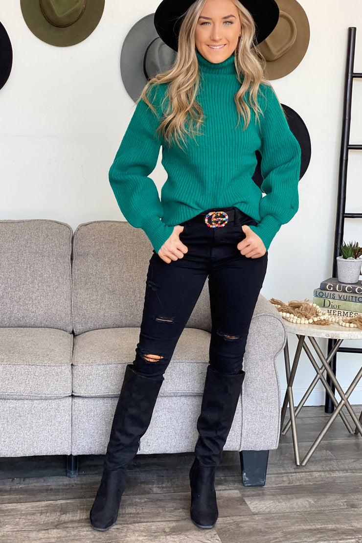 Chic Observations Sweater - ShopSpoiled