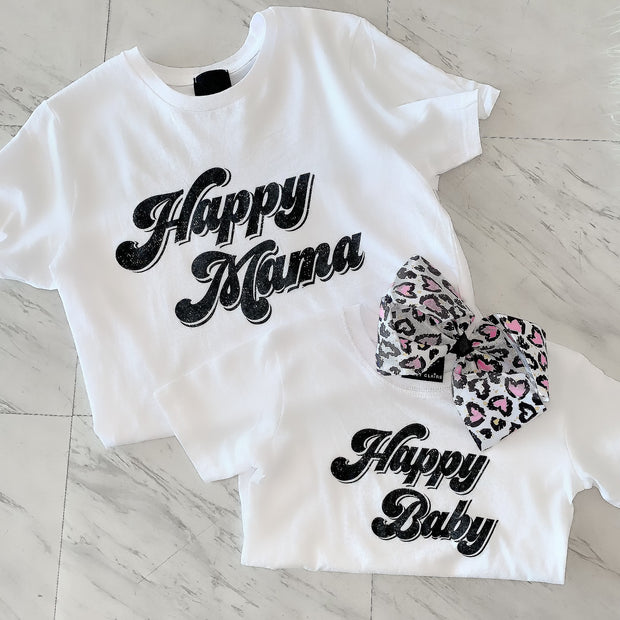 Happy Mama Tee - ShopSpoiled